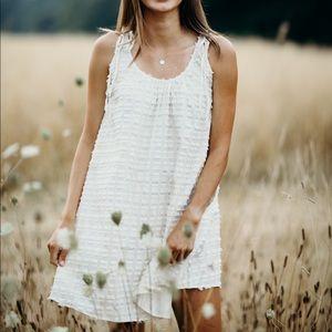 Madewell White Dress/Coverup